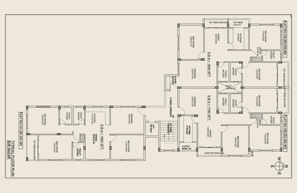 Prahallad Residency